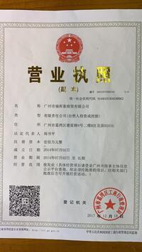 福库泰商贸有限公司