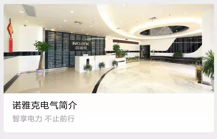上海诺雅克电气有限公司