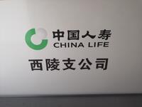 中国人寿股份有限公司宜昌市西陵区支公司