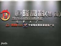宁波恒隆高科信息技术有限公司