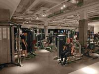 瑞安银吉姆健身房