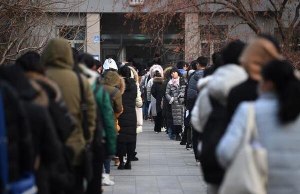 西藏邮局招录1人近5000人报名 本来以为没人报名