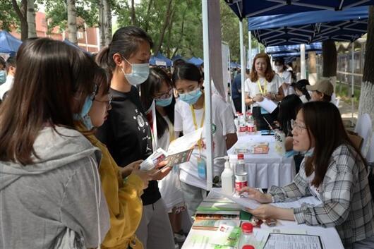 66家龙头企业前往北京农学院招聘毕业生—新闻—科学网