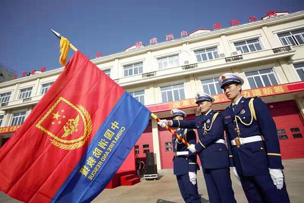 上海消防面向社會招錄600名消防員 8月31日前可網上報名