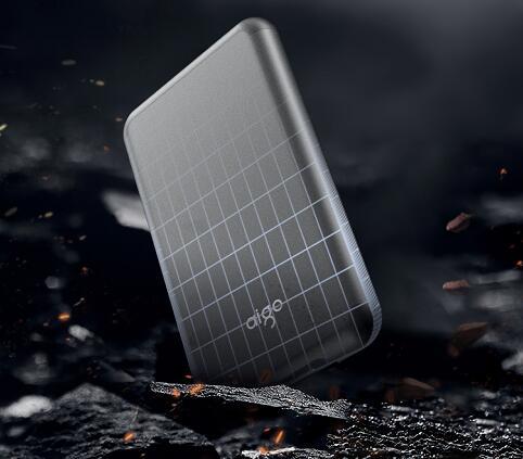 aigo全新移动固态硬盘:s7pro高速传输不掉速