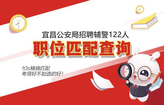 2021宜昌市公安局招聘輔警122人報名時間|報名方式