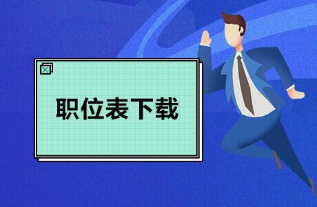 2021廣東廣州市白云區事業單位招聘66人職位表下載